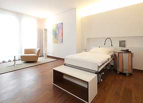 Rooming-In Option im ETHIANUM Heidelberg