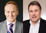 Professores Germann und Gruber