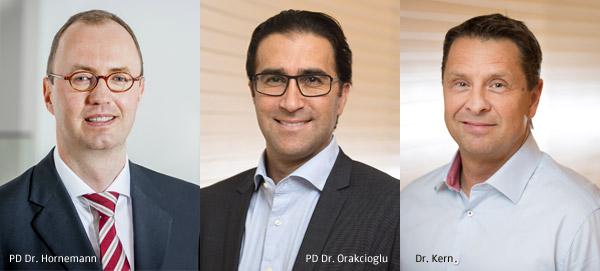 Neue Ärzte im ETHIANUM