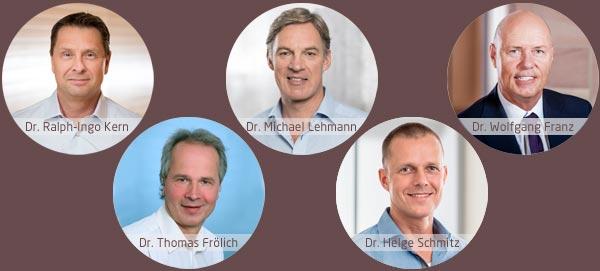 Neue Abteilung für Sportorthopädie/-traumatologie im ETHIANUM