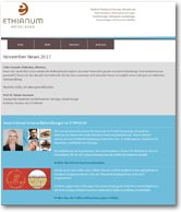 ETHIANUM Newsletter 10, November 2017
